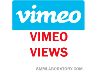 Vimeo Views (1$ = 1000 Views)