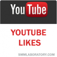 Youtube - Likes FAST (0.9$ for 100 Likes)