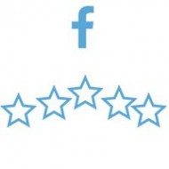 Facebook 5 Star Reviews (0.6$ for 10 Reviews)