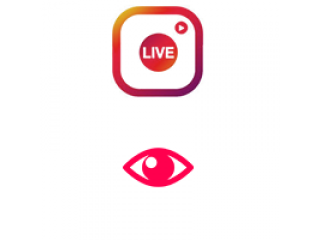Instagram Live Video Views (0.08$ for 100 Views)