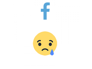 Facebook reacciona SAD (de 300) (0.2€ por 100)