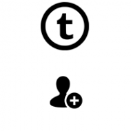Tumblr Anhänger (2.5€ für 1000 Anhänger)