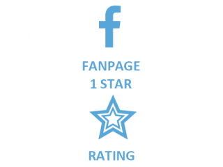 Facebook 1 Star Reviews (6$ for 100 Reviews)