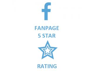 Facebook 5 Star Reviews (6$ for 100 Reviews)