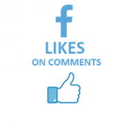 Facebook Likes on Comments (0.5$ for 100 Likes)