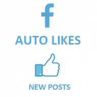 FaceBook Auto Likes on new posts for FanPage