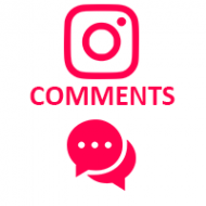 Instagram Comments (0.25$ for 10 Comments)