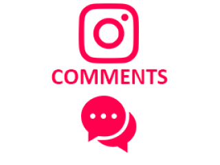 Instagram Comments (0.3$ for 10 Comments)