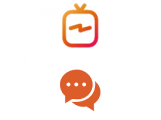 IGTV Comments (Emotions, Smileys) (0.1$ for 10 Comments)