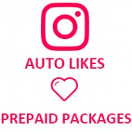 Instagram Automatic Likes Packages