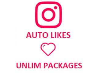 Instagram Automatic Likes Unlim