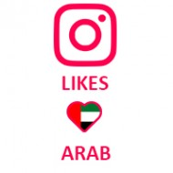 Instagram Likes Target Arab (0.07$ for 100 Likes)
