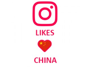 Instagram Likes Target China (0.02$ for 100 Likes)