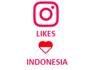 Instagram Likes Target Indonesia (0.07$ for 100 Likes)