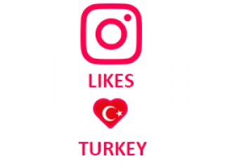 Instagram Likes Target Turkey (0.07$ for 100 Likes)