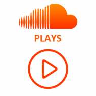SoundCloud Plays (0.2$ = 1000 Plays)