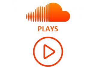 SoundCloud Plays (0.2$ = 1000 Plays)