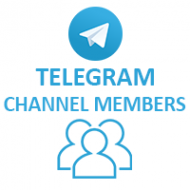 Telegram - Followers (2$ for 100 Followers)