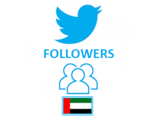 Twitter Followers Target Arab (0.4$ for 100 Followers)