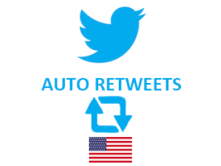 Twitter Automatic Retweets USA