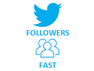 Twitter Followers MIX Fast (0.12$ for 100 Followers)