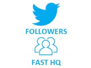 Twitter Followers MIX HQ 100% Profile Pictures (0.14$ for 100 Followers)