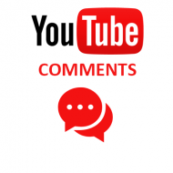 Youtube - Comments YouTube (0.6$ for 10 Comments)