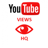 Youtube Views HQ (1.9$ for 1000 Views)