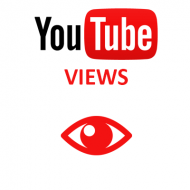 Youtube Views (1.8$ for 1000 Views)