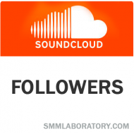 SoundCloud Followers (1.5$ = 100 Followers)